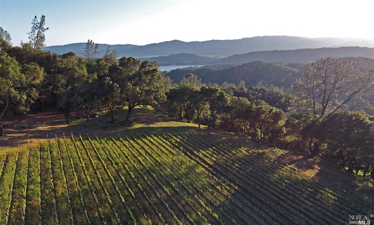 0 Hennessey Ridge Road, St. Helena, CA 94574