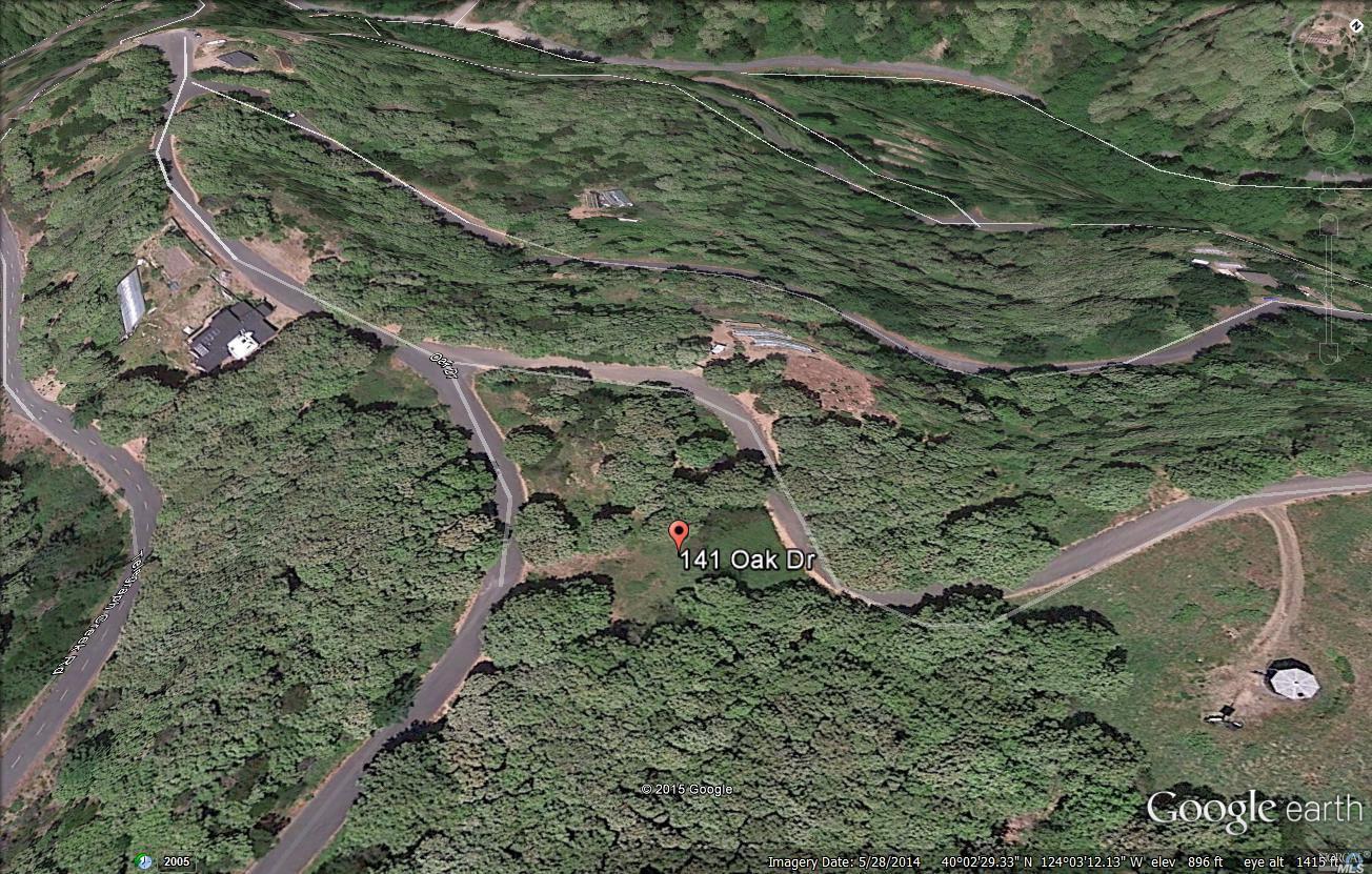 141 Oak Drive, Whitethorn, CA 95589