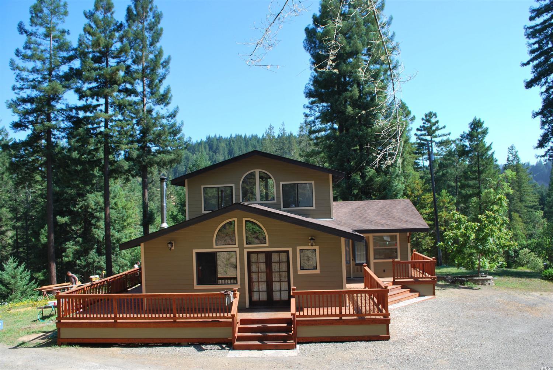 8800 Flynn Creek Road, Comptche, CA 95427