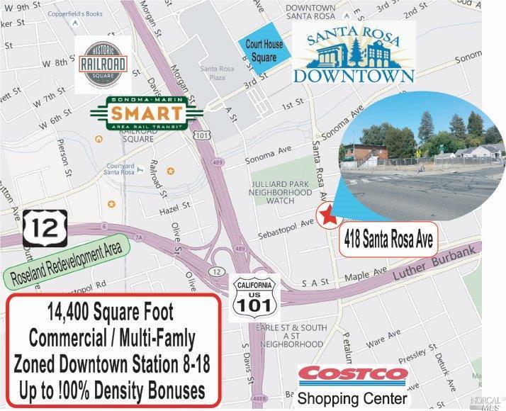 418 Santa Rosa Avenue, Santa Rosa, CA 95404