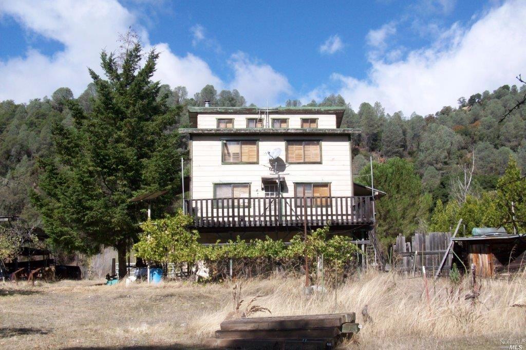 32251 Mendocino Pass Road, Covelo, CA 95428