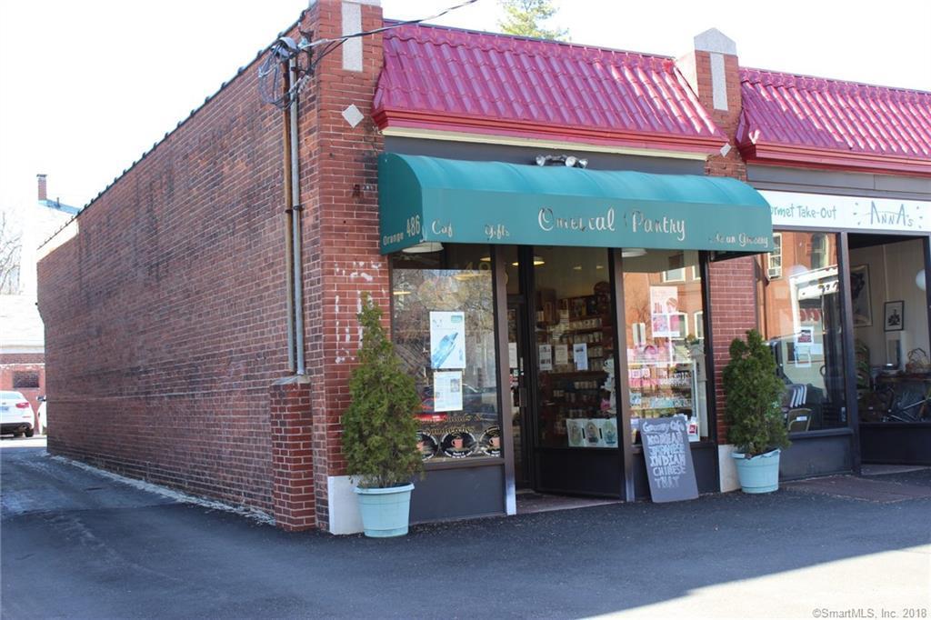 486 Orange Street, New Haven, CT 06511