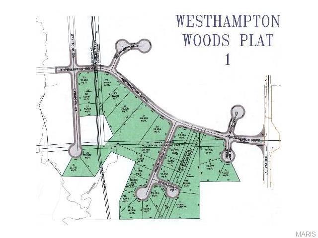 0 Lot #6  Westhampton Woods, Troy, MO 63379