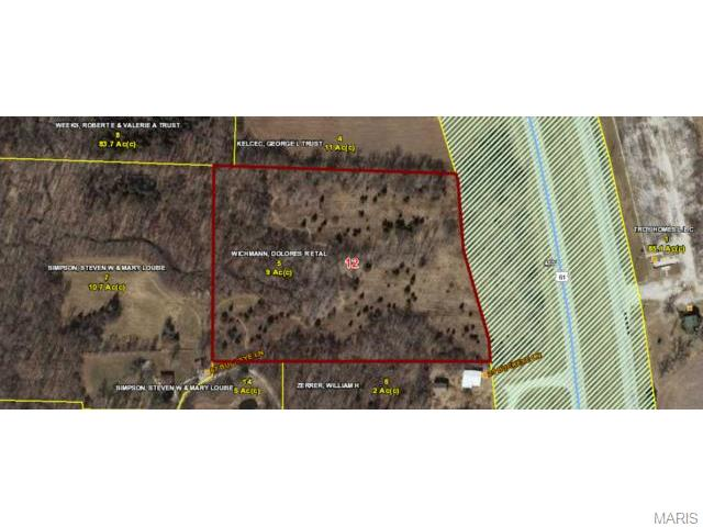 Address Not Available, Elsberry, MO 63343