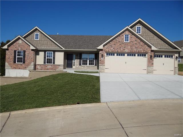 0 Hunters Glen-Frisco Model, Barnhart, MO 63012
