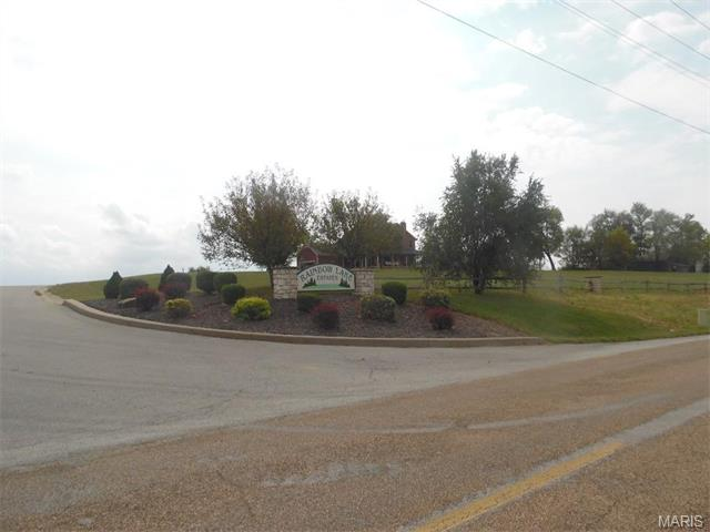 127 Rainbow Lake Drive, Villa Ridge, MO 63089