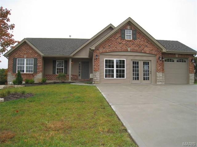 0 VINEYARDS - THE MONTROSE II, Pevely, MO 63070