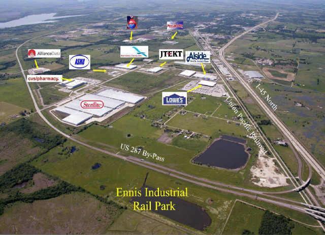 0 Highway 287, Ennis, Texas 75119