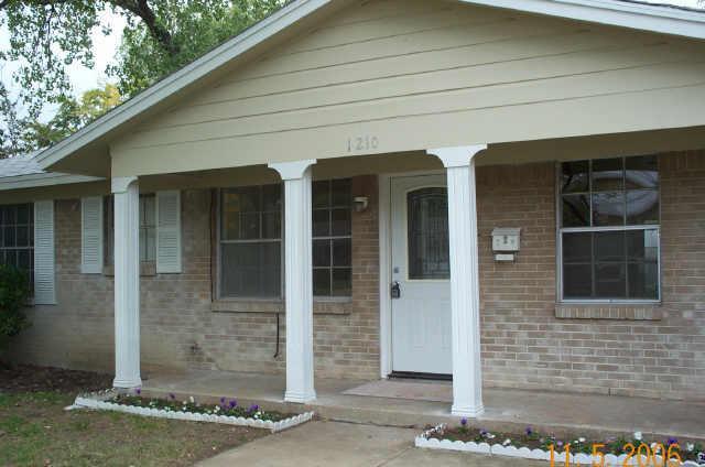 1210 FAIRMONT Street, Irving, Texas 75062