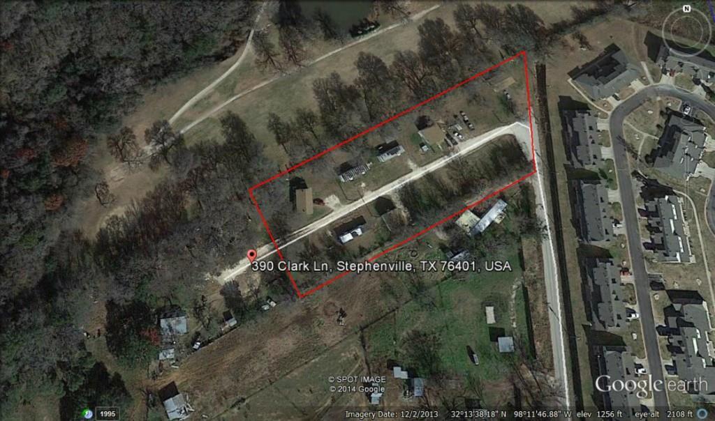 390 Clark Lane, Stephenville, Texas 76401