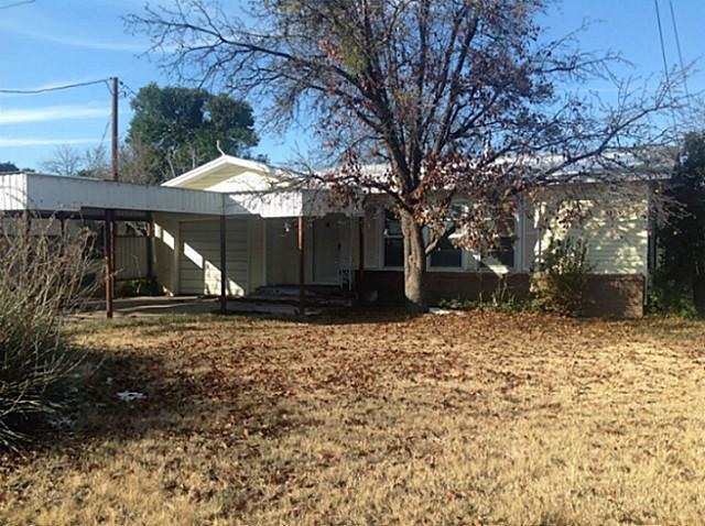 704 West 5th Street, Coleman, Texas 76834