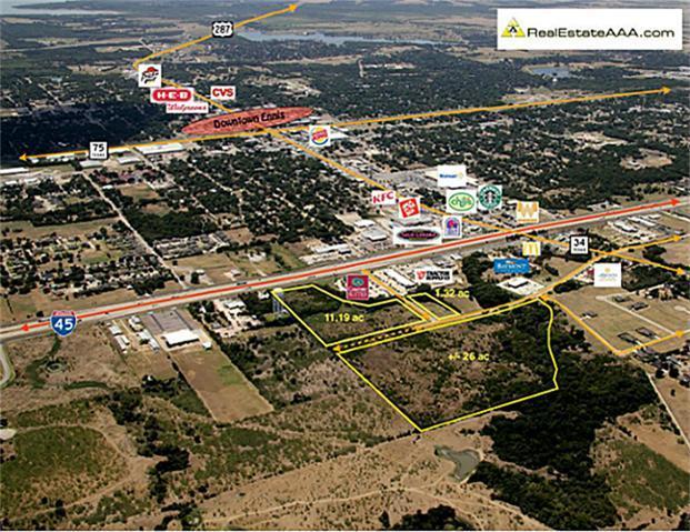 0 Golden Spike Drive, Ennis, Texas 75119