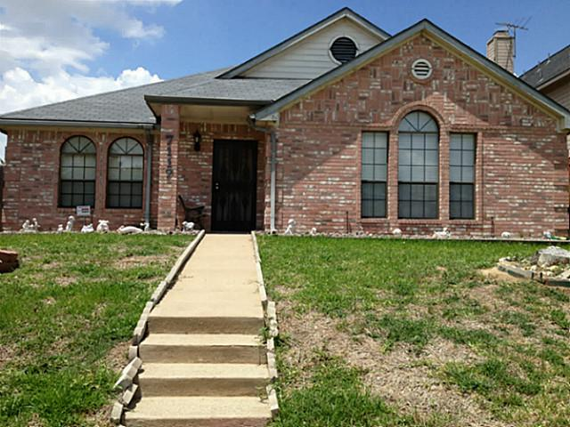 7117 Teal Drive, Fort Worth, Texas 76137