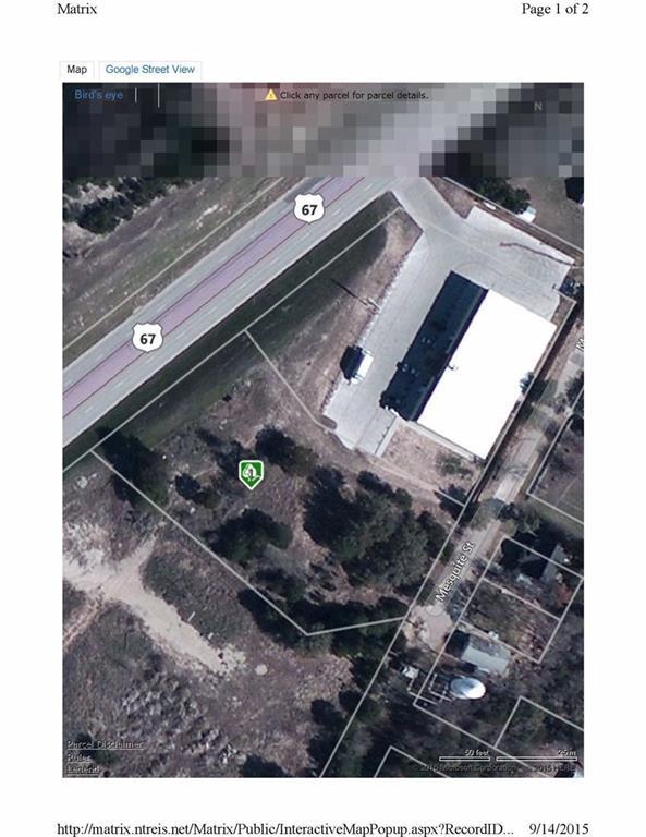 303 Mesquite, Glen Rose, Texas 76043