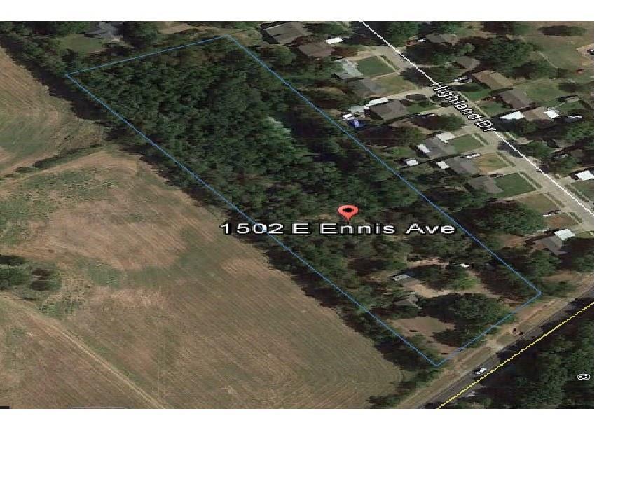 1502 East Ennis Avenue, Ennis, Texas 75119