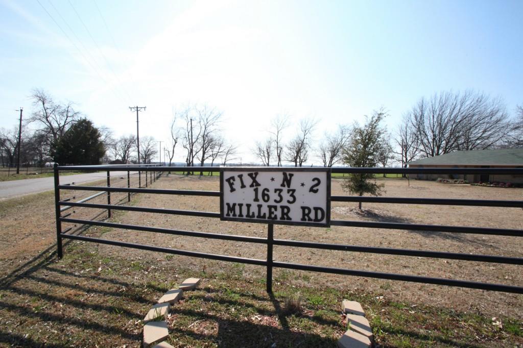 1633 Miller Road, Melissa, Texas 75454