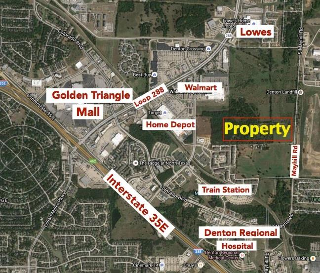 Address Not Allowed, Denton, Texas 76208
