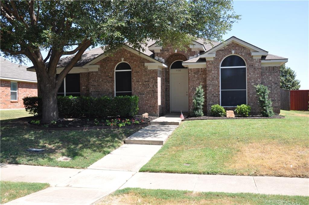 1137 Raleigh Drive, Lewisville, Texas 75077