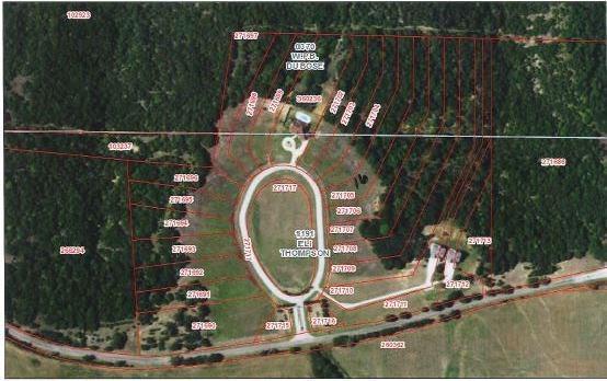 Texoma Bluffs Circle, Gordonville, Texas 76245