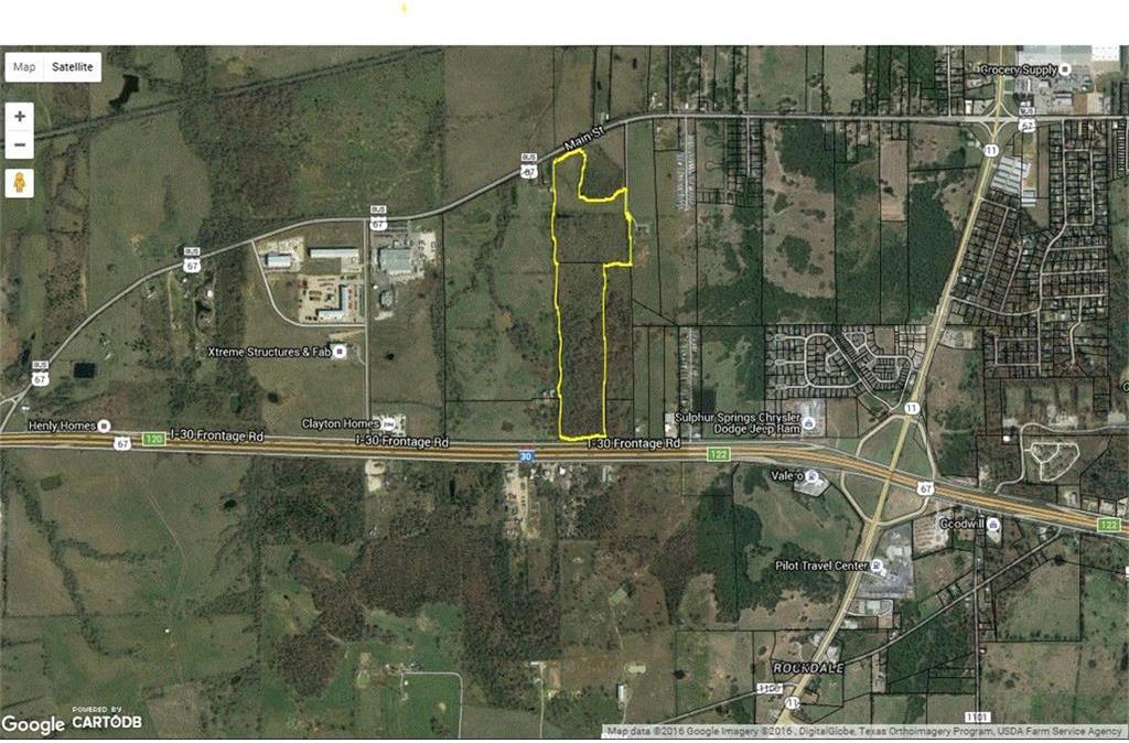 0 West IH 30 NS, Sulphur Springs, Texas 75482