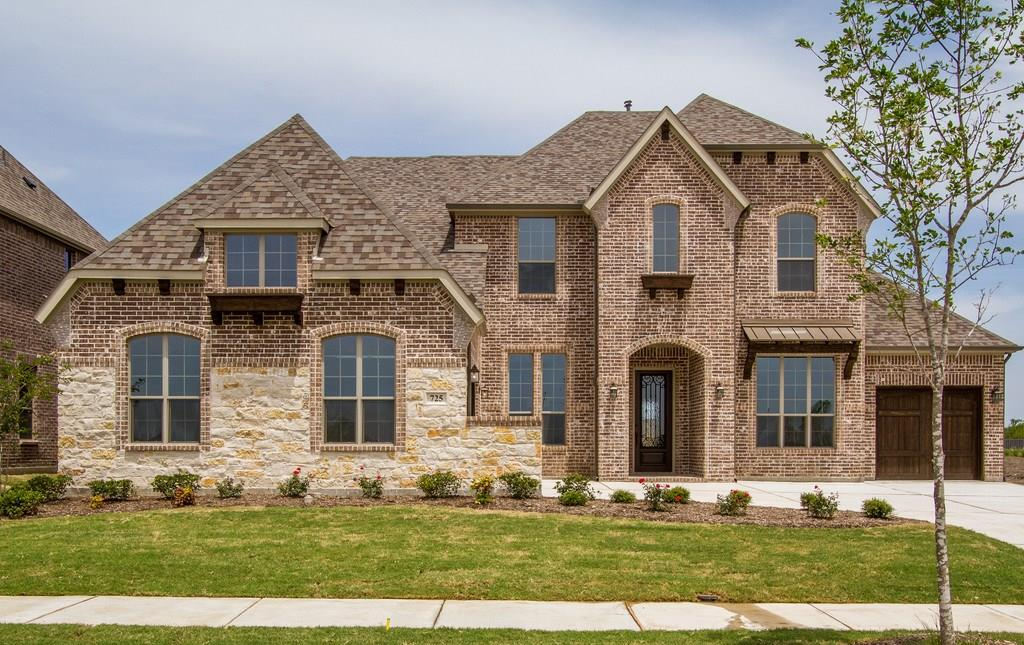 725 Dusty Trail, Little Elm, Texas 76227