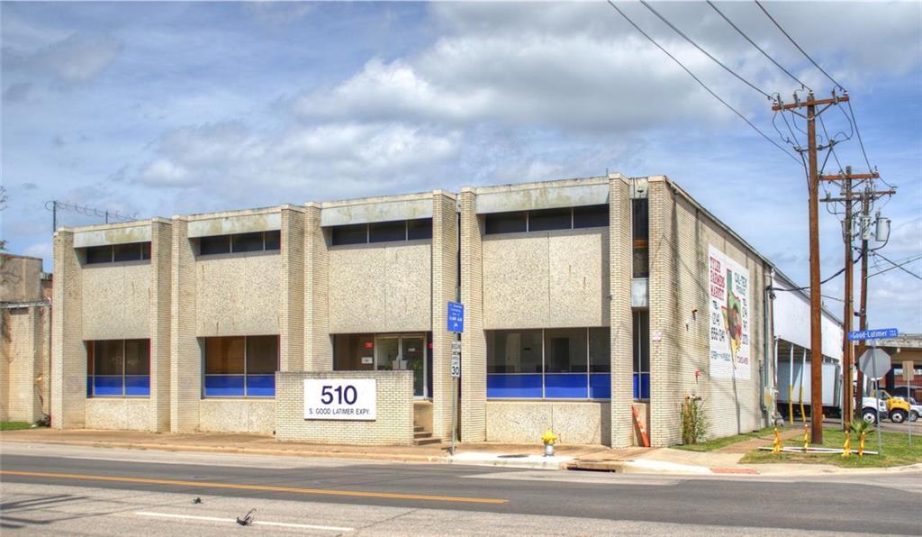 510 South Good Latimer, Dallas, Texas 75226