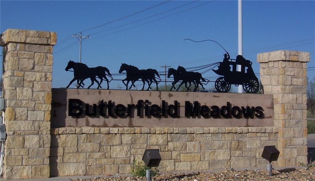 5801 Butterfield Meadows Parkway, Abilene, Texas 79606