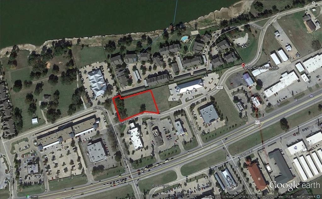1100 Crawford Avenue, Granbury, Texas 76048