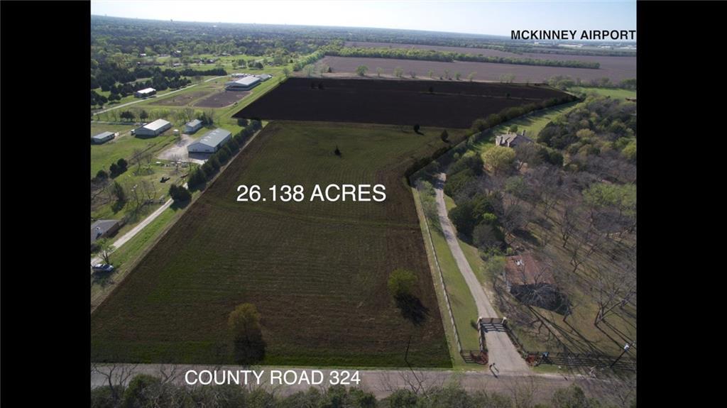 3100 CR 324, McKinney, Texas 75069