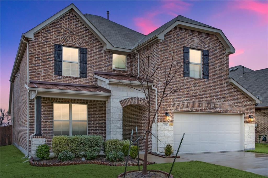 632 Sundrop Drive, Little Elm, Texas 75068