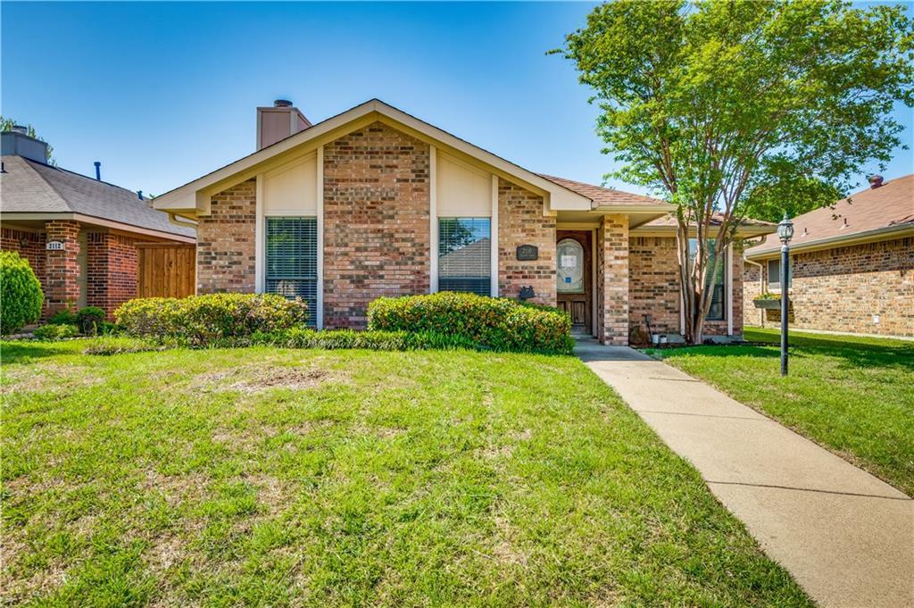 2110 Falcon Ridge Drive, Carrollton, Texas 75010