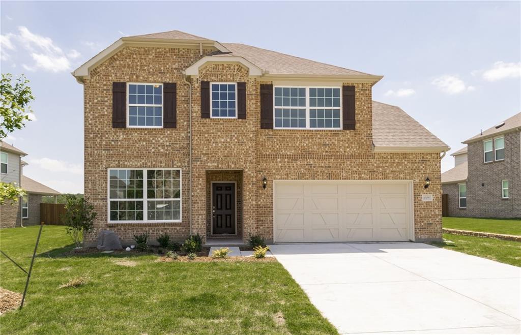 6509 Meandering Creek Drive, Denton, Texas 76226