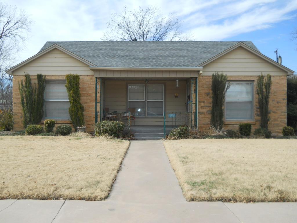1826 Belmont Boulevard, Abilene, Texas 79602