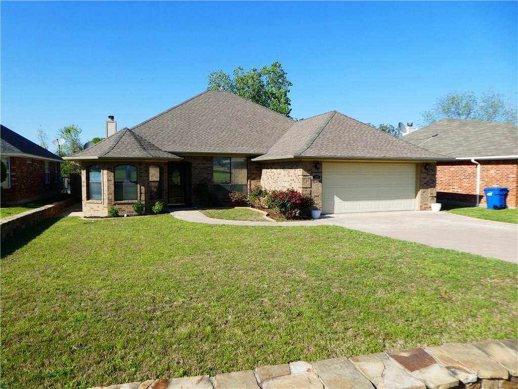 706 Spring Creek Street, Keene, Texas 76031