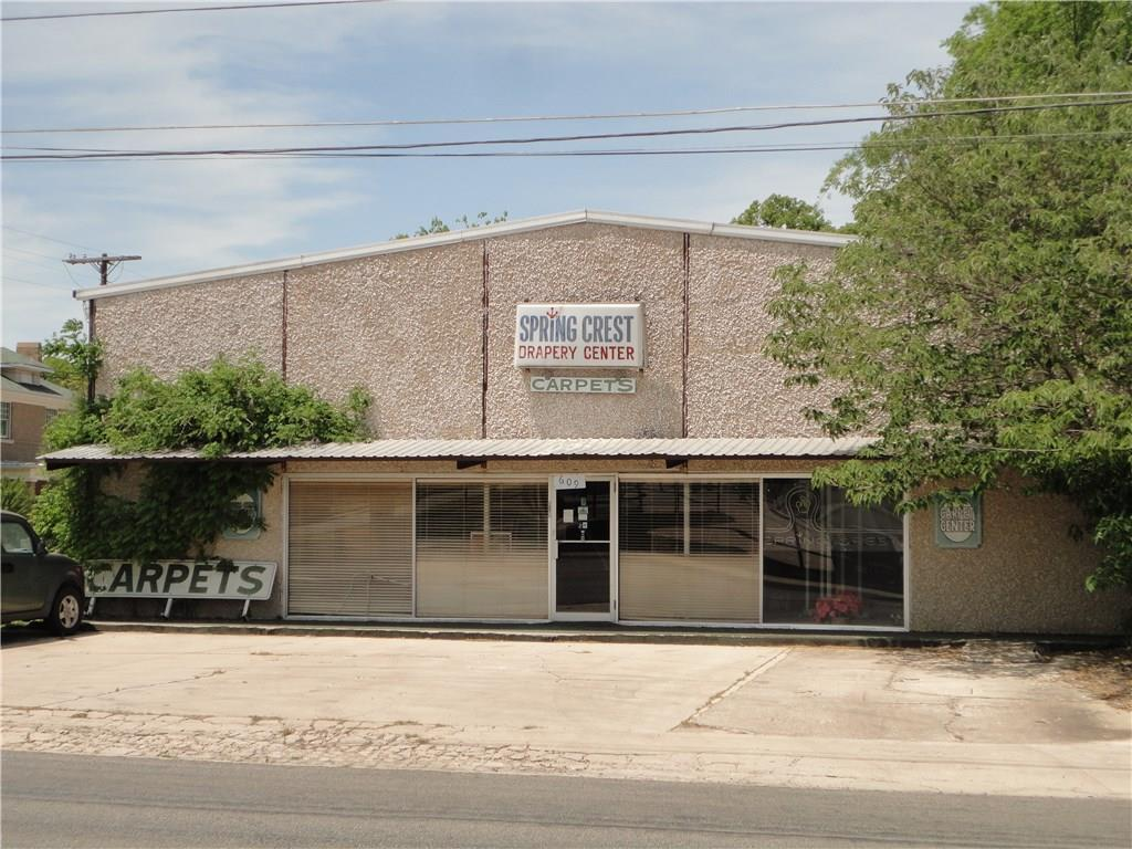 609 Main, Brownwood, Texas 76801