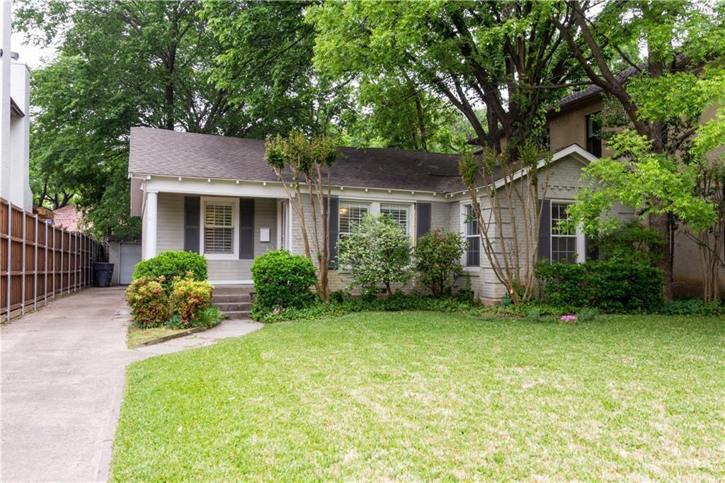 4711 Purdue Avenue, Dallas, Texas 75209