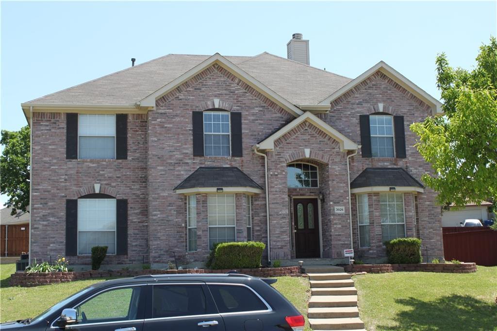 3926 Rolling Oaks Drive, Carrollton, Texas 75007