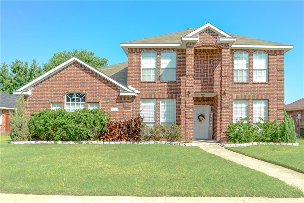 7501 Fairfield Drive, Rowlett, Texas 75089