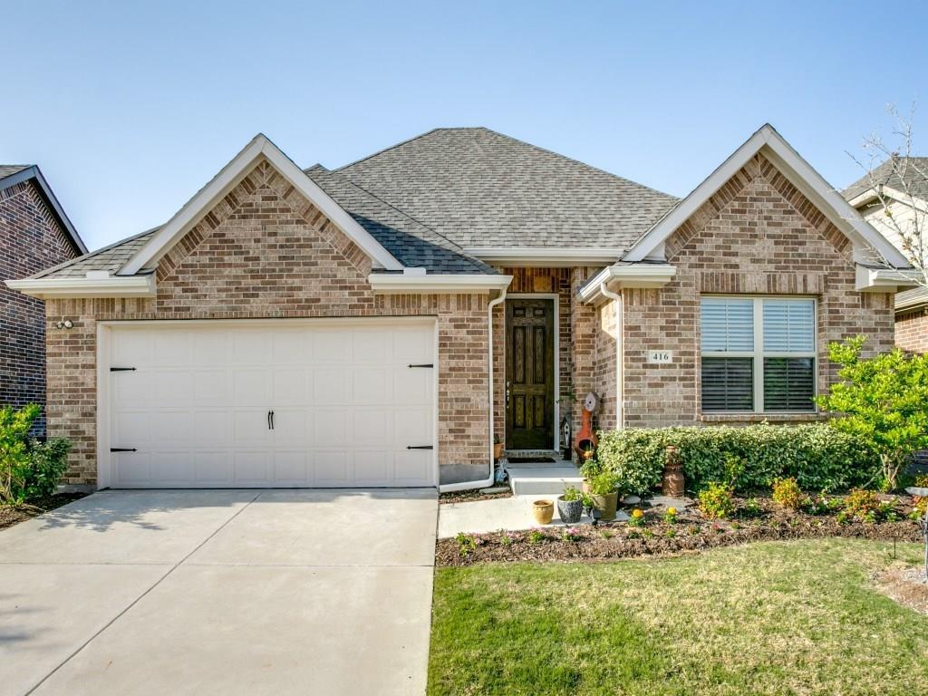 416 Barnstorm Drive, Celina, Texas 75009