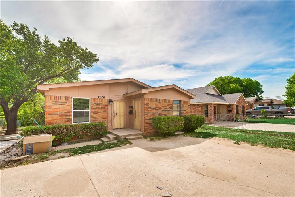 2906 Columbus Avenue, Fort Worth, Texas 76106
