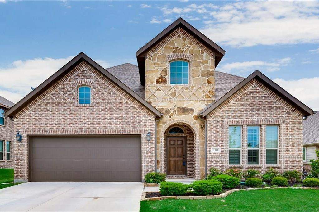 4412 Oak Bluff Drive, Melissa, Texas 75454
