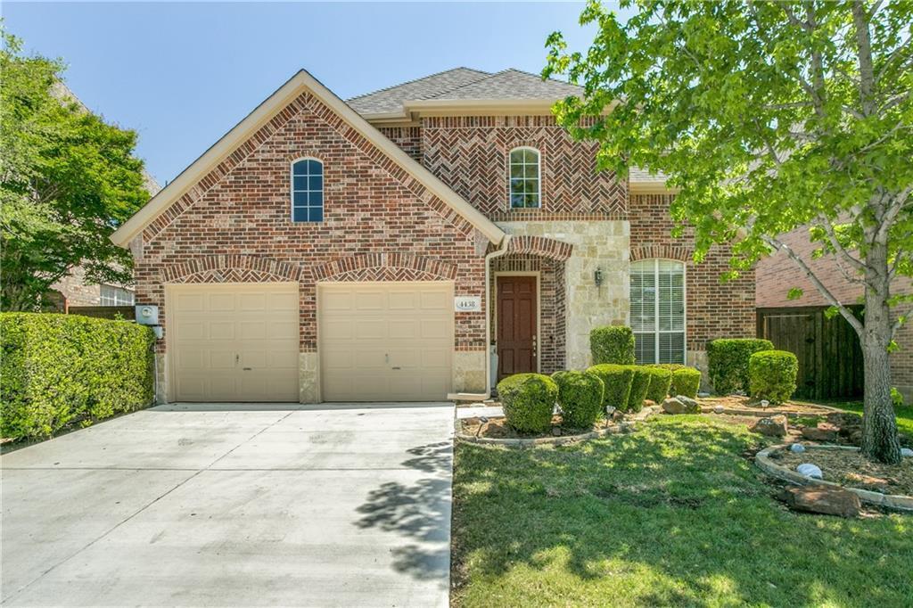 4438 Childress Trail, Frisco, Texas 75034