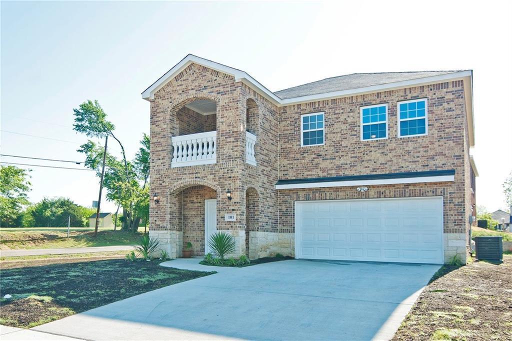 101 Mitchell Drive, Terrell, Texas 75160