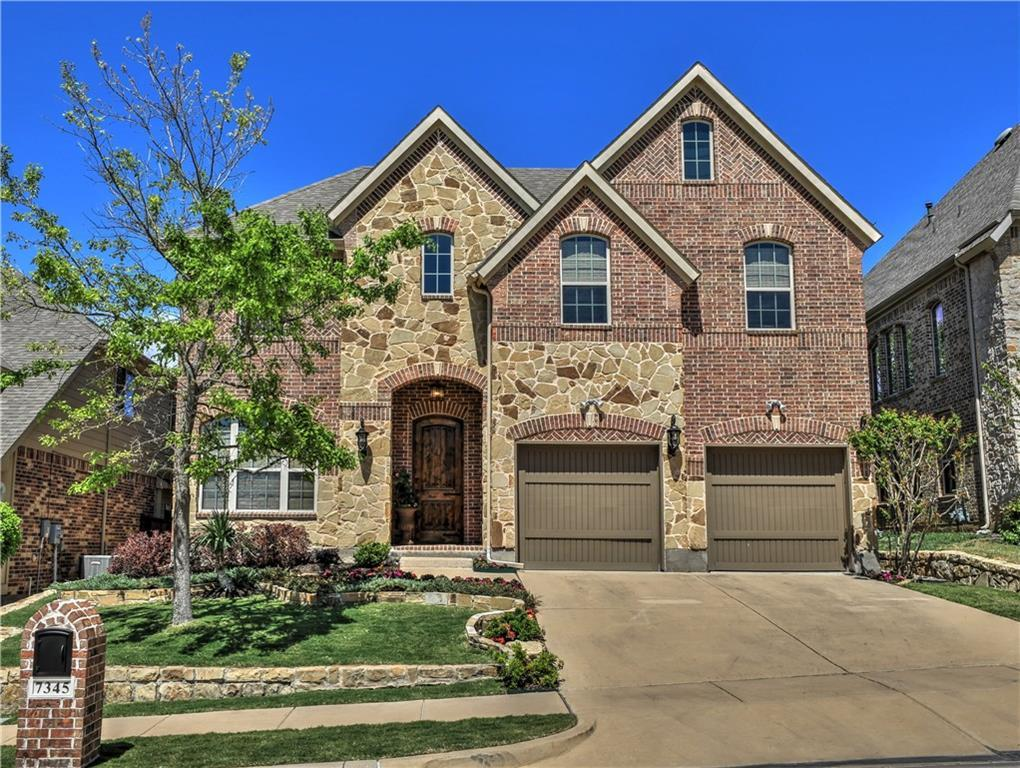 7345 Brightwater Road, Fort Worth, Texas 76132