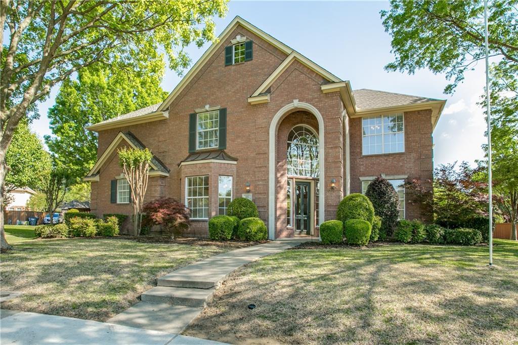 602 Sabine Court, Allen, Texas 75013