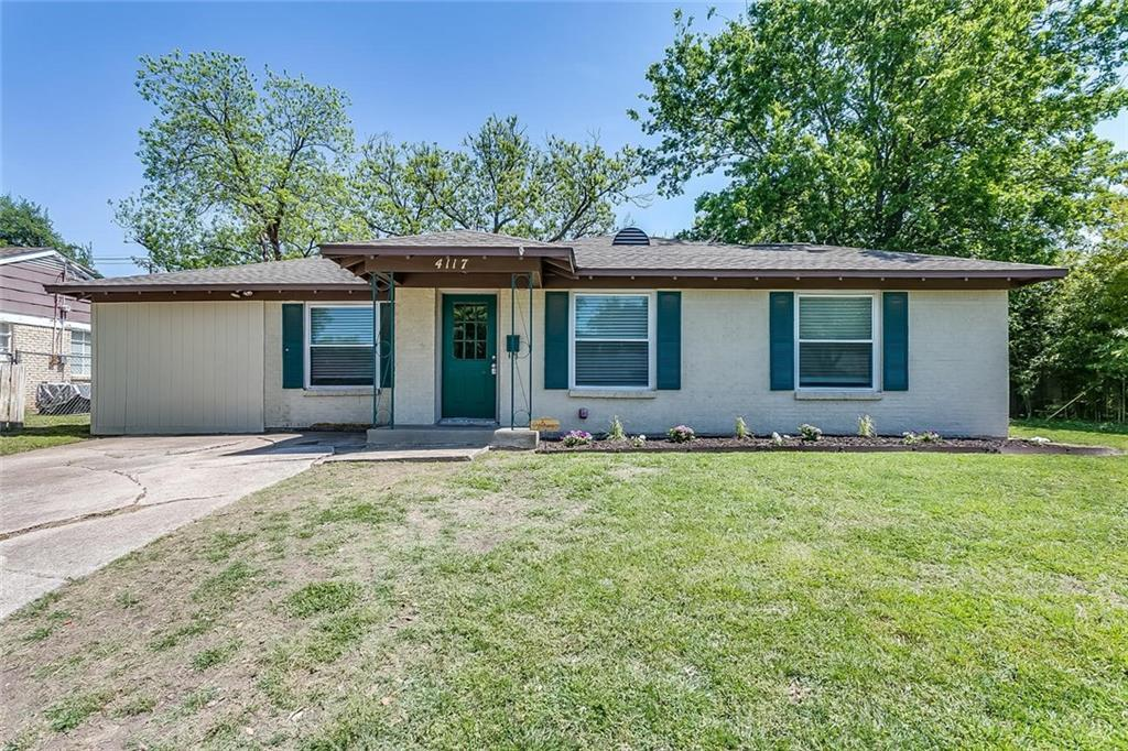 4117 Winfield Avenue, Fort Worth, Texas 76109