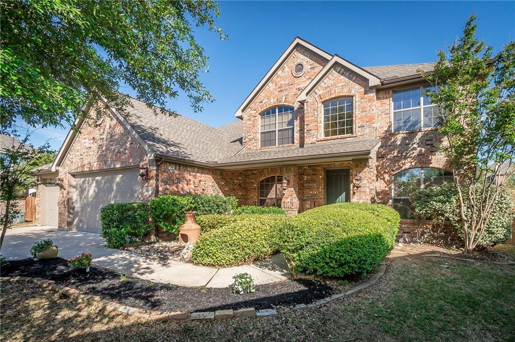 917 Hidden Springs Court, Mckinney, Texas 75071