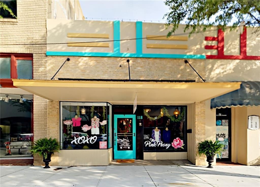 118 West Collin Street, Corsicana, Texas 75110
