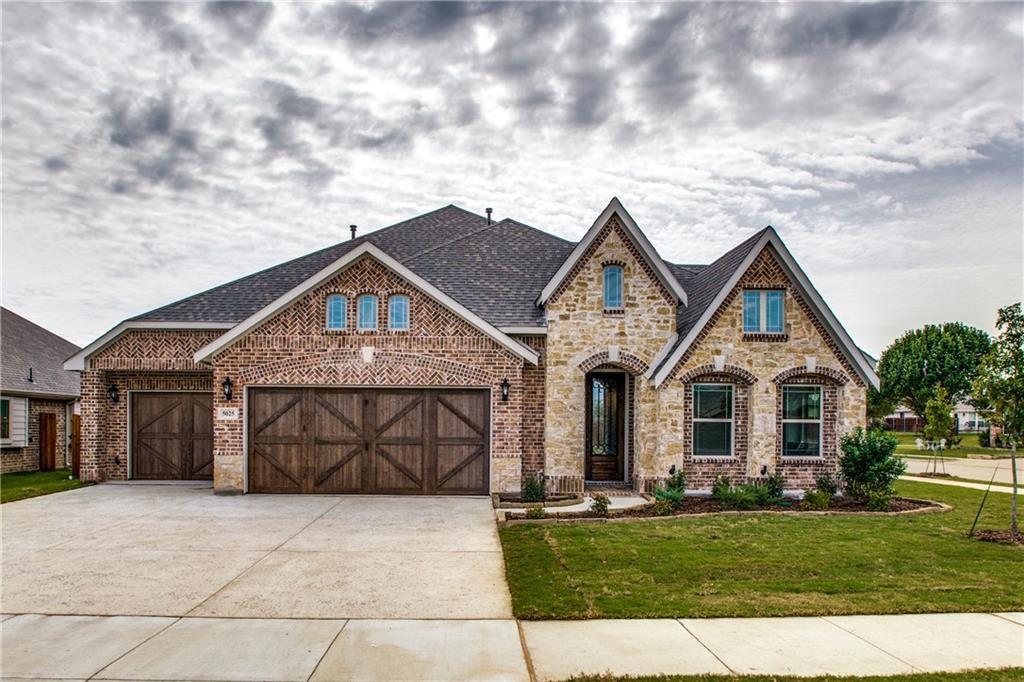 5025 Marble Falls Drive, Denton, Texas 76226