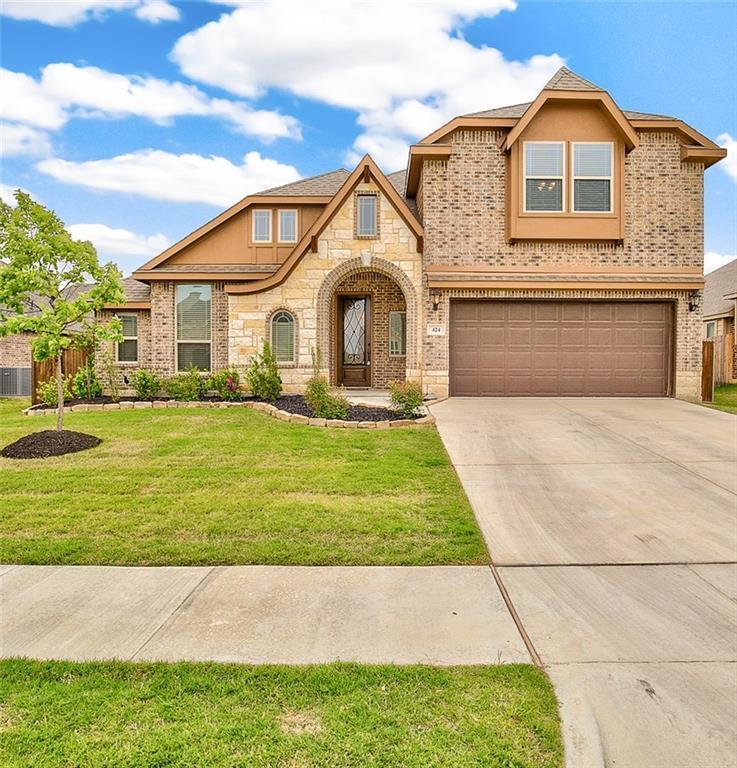 424 Ben Street, Crowley, Texas 76036